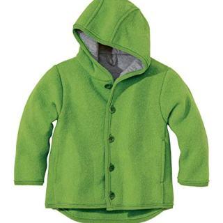 Disana Little Boys' Boiled Wool Jacket