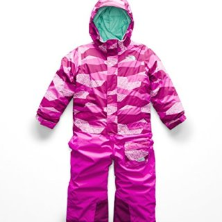 The North Face Kids Baby Girl's Insulated Jumpsuit