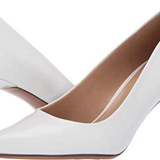 Naturalizer Women's Natalie White Leather
