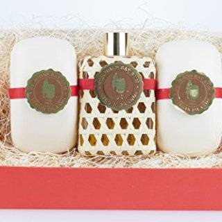 Bay Rum by St Johns 3 Piece Mens Gift Set.