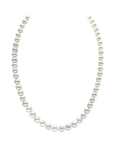 THE PEARL SOURCE 6.5-7mm AAA Quality Round White