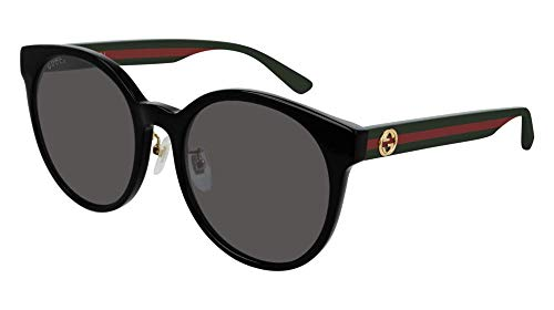 Sunglasses Gucci GG SK- 002 BLACK/GREY MULTICOLOR