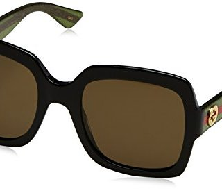 Gucci Square Sunglasses Lens Category 3 Size 54mm
