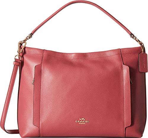COACH Women's Scout Hobo Li/Rouge One Size