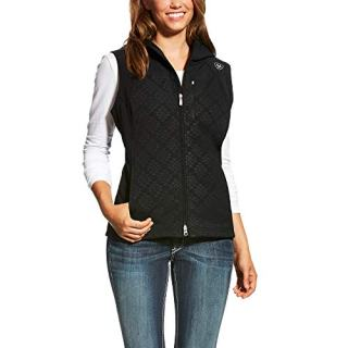 ARIAT Women's Dawson Vest Black Size Small