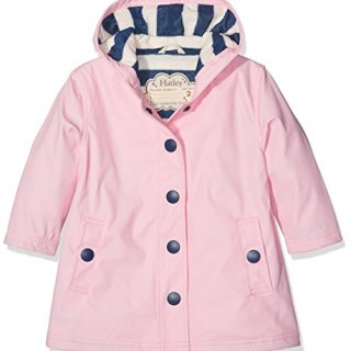 Hatley Girls' Little Splash Jackets
