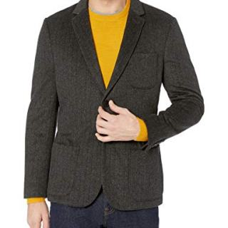 Goodthreads Men's Slim-Fit Wool Blazer