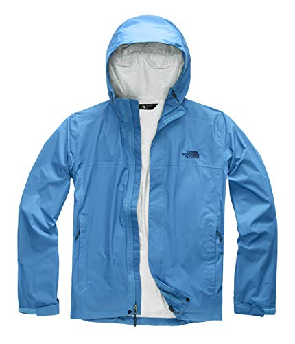 The North Face Men's Venture 2 Jacket, Heron Blue