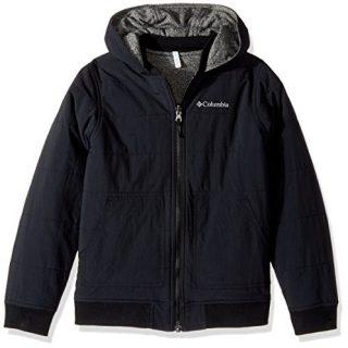 Columbia Boys' Big Evergreen Ridge Reversible Jacket