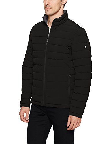 Nautica Men's Stretch Reversible Midweight Jacket