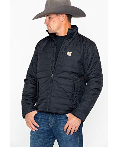Carhartt Men's Gilliam Jacket, Black, Medium