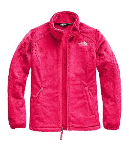 The North Face Girls' Osolita Jacket, Atomic Pink