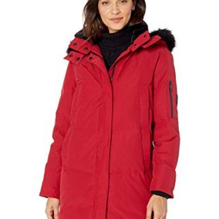 Vince Camuto Women's Long Heavyweight Warm Winter Coat Parka