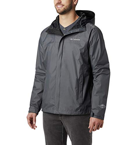 Columbia Men's Watertight II Breathable Rain Jacket