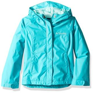 Columbia Girls' Youth Waterproof & Breathable Arcadia Jacket