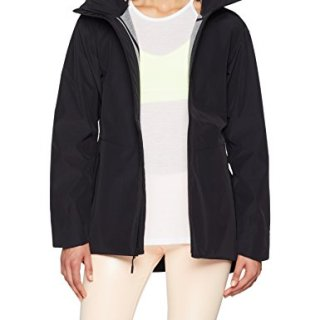 Nike Women's Tech Pack Shield Hooded Black Jacket