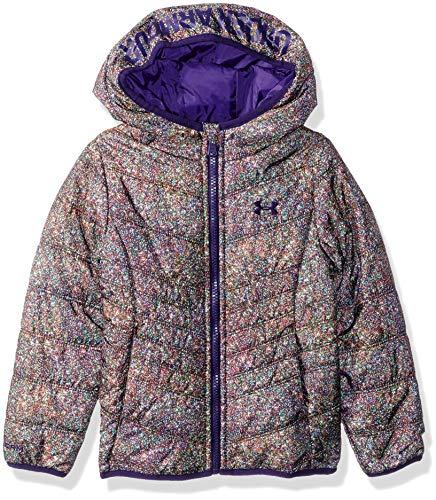 Under Armour Baby Girls' Big ColdGear Prime Puffer Jacket