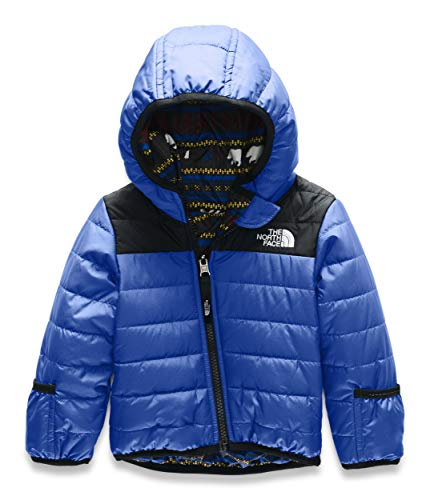 The North Face Infant Reversible Perrito Jacket, TNF Blue