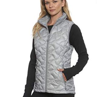 Gerry Cathy Lightweight, Packable Down, Water Repellent Vest