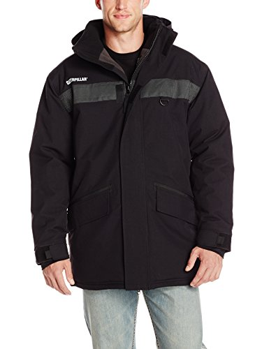 Caterpillar Glacier Parka, Black
