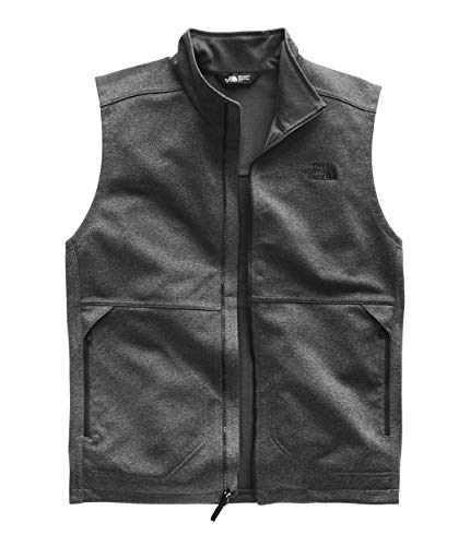 The North Face Men's Apex Canyonwall Vest, TNF Dark Grey Heather