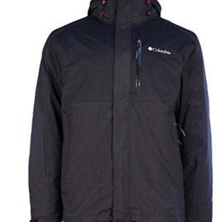 Columbia Men's Rural Mountain II Interchange Jacket