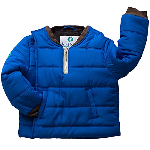 Buckle Me Baby Coat - Safer Car Seat Boys Winter Jacket