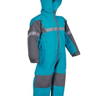 OAKI Rain Suit Kids - Toddler Snowsuit - One Piece Rain Jacket/Pant