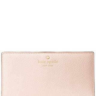 Kate Spade New York Womens Grand Street Stacy Leather Wallet