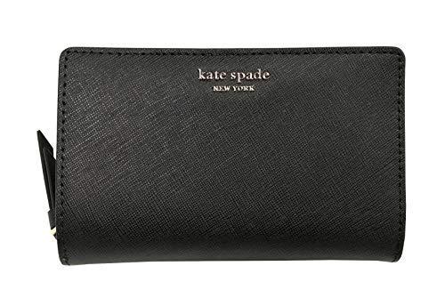Kate Spade New York Cameron Medium Bifold Wallet Black