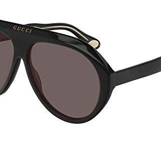 Sunglasses Gucci GG BLACK/BROWN