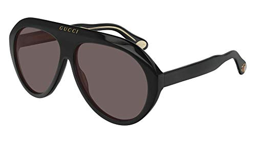 Sunglasses Gucci GG BLACK/BROWN