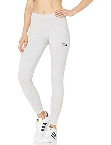 adidas Originals Women's Vocal Tight, Light Grey Heather