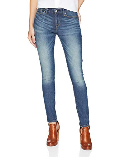 Signature by Levi Strauss & Co. Gold Label Women's Plus Modern-Skinny Jean
