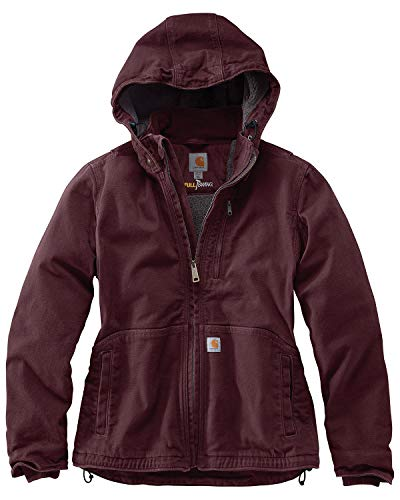 Carhartt Women's Full Swing Caldwell Jacket (Regular and Plus Sizes)