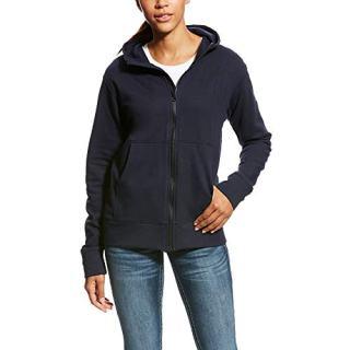 ARIAT Women's Flame Resistant Full Zip HoodieSweatshirt