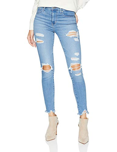 Levi's Women's 721 High Rise Skinny Jean, Take Me Out, 27 (US 4) R