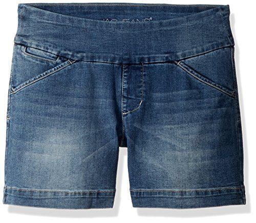 "Jag Jeans Women's Ainsley Pull on 5"" Short, Horizon Blue"