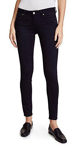 PAIGE Denim Women's Transcend Verdugo Ultra Skinny Jeans, Tonal Mona