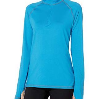 Hanes Women's Sport Performance Fleece Quarter Zip Pullover