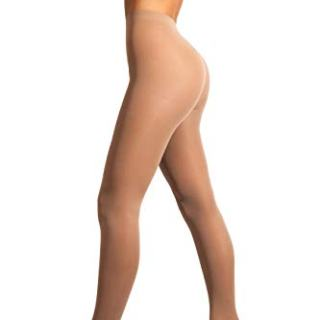 sofsy Opaque Microfibre Tights for Women - Invisibly Reinforced Opaque Brief
