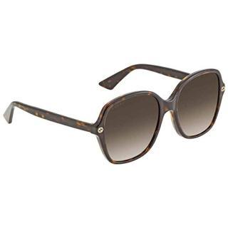 Sunglasses Gucci GG AVANA / BROWN