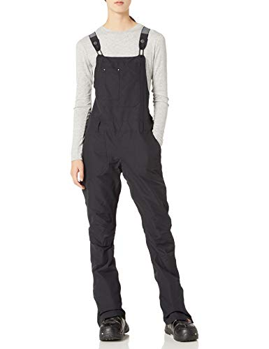 Roxy Snow Junior's Rideout Bib Pant, True Black