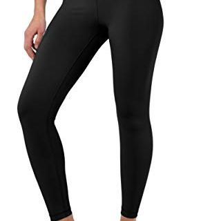 90 Degree By Reflex High Waist Squat Proof Ankle Length Interlink Leggings