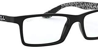 Ray-Ban Rectangular Eyeglass Frames Non Polarized Prescription Eyewear