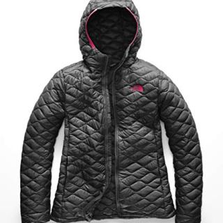 The North Face Women's Thermoball Hoodie - Asphalt Grey
