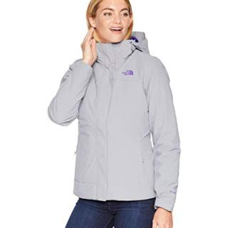 The North Face Women's Carto Triclimate Jacket - Mid Grey & Mid Grey - XS