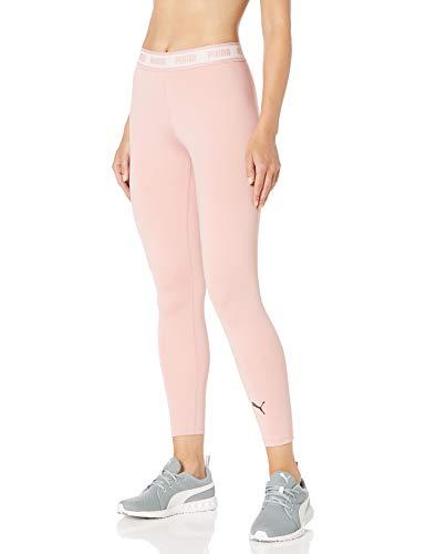 PUMA Women's Soft Sports Leggings, Bridal Rose