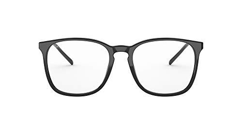 Ray-Ban Square Eyeglass Frames Non Polarized Prescription Eyewear