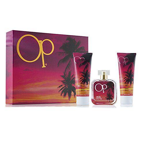 Ocean Pacific Simply Sun 3 Piece Eau De Parfum Gift Set for Her